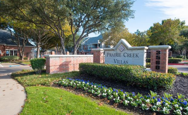 PRAIRIE CREEK VILLAS