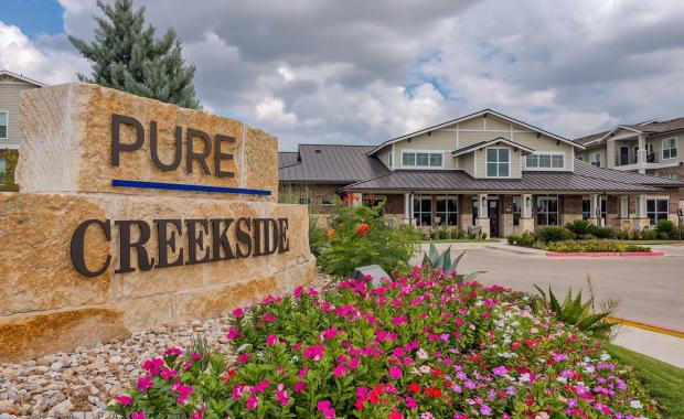 PURE CREEKSIDE AT ONION CREEK
